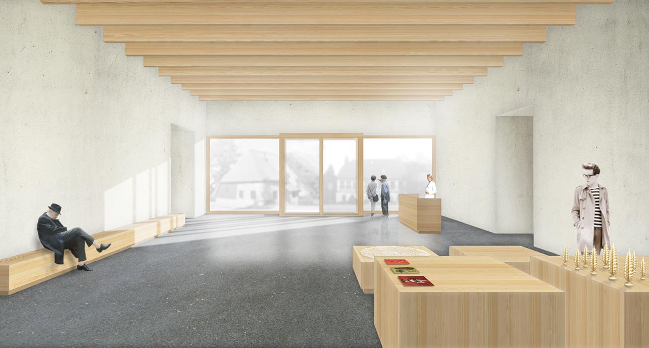 KO-OK_Architektur_Leipzig_Stuttgart_Wettbewerb_Museum_Frohnauer Hammer_Perspektive Innen