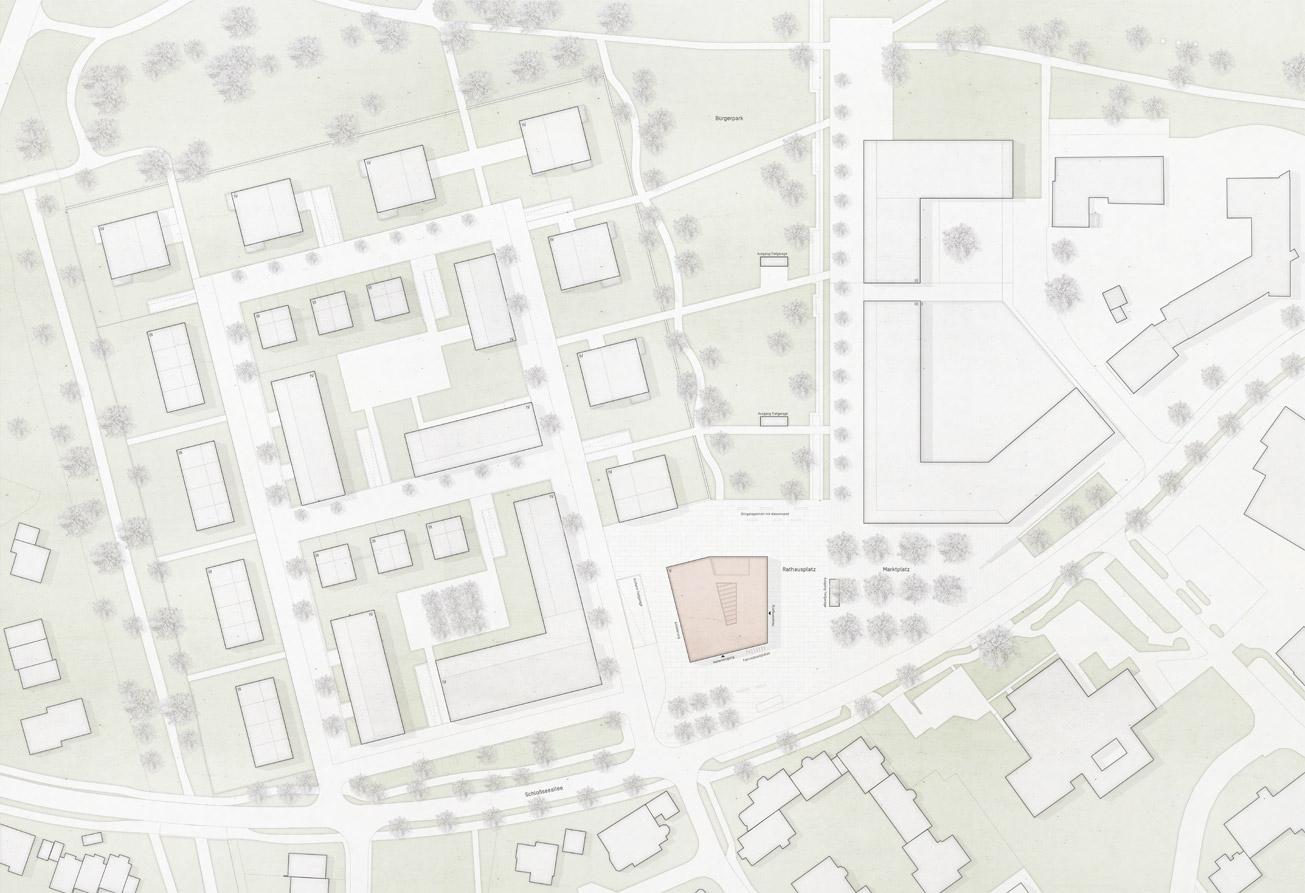 KO-OK_Architektur_Leipzig_Stuttgart_Wettbewerb_Rathaus-Salem_Lageplan